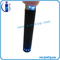 Best electronic cigarette eGo T 5 led healthy and safe