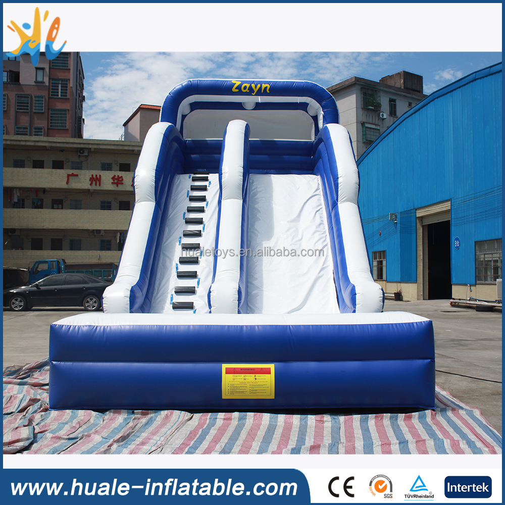 Popular Commercial Cheap Giant Inflatable Slide,giant inflatable water slide