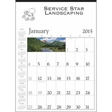 Wholesale custom cheap printable chinese 2016 wall calendar