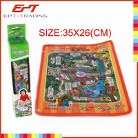 Hot selling chess fabric game juegos for sale