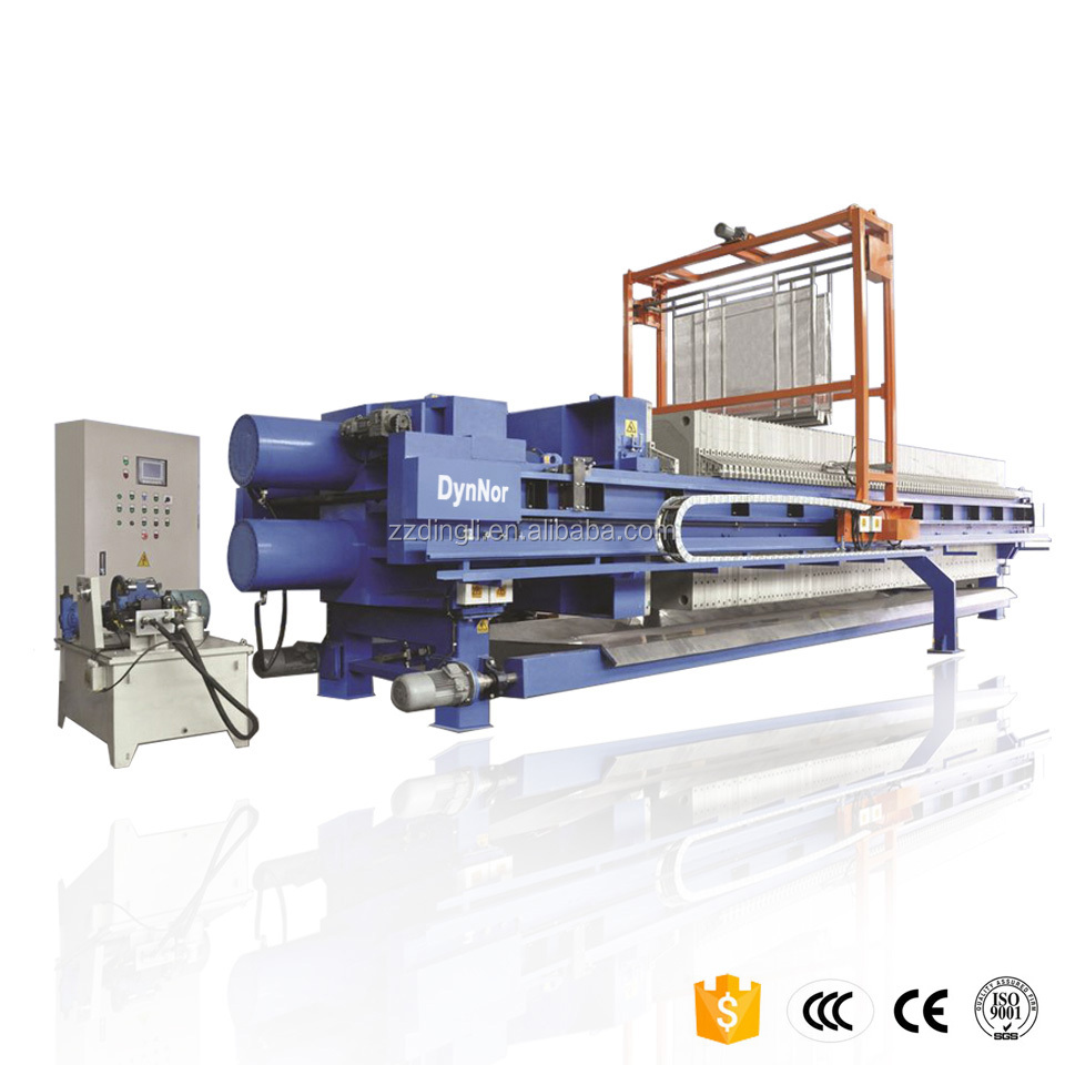 Professional Automatic Filter Press for mining tail pulp treatment Special Offer 5% Off !