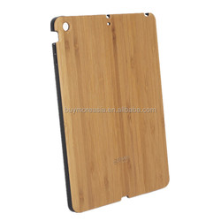 For ipad air bamboo case for ipad air Case Bamboo with FSC certification