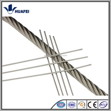 RR-W-410G standard stainless steel wire rope price