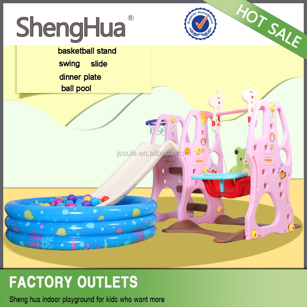 China supplier outdoor furniture children's swing bed with ISO 9001 certificate
