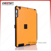 Hot sales products for new ipad special pc case cover smart cover with stand
