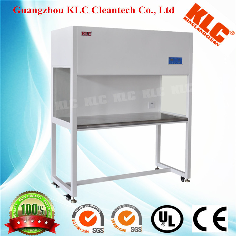 Integration Vertical Clean Bench, laminar flow cabinet with HEPA filters for tissue culture