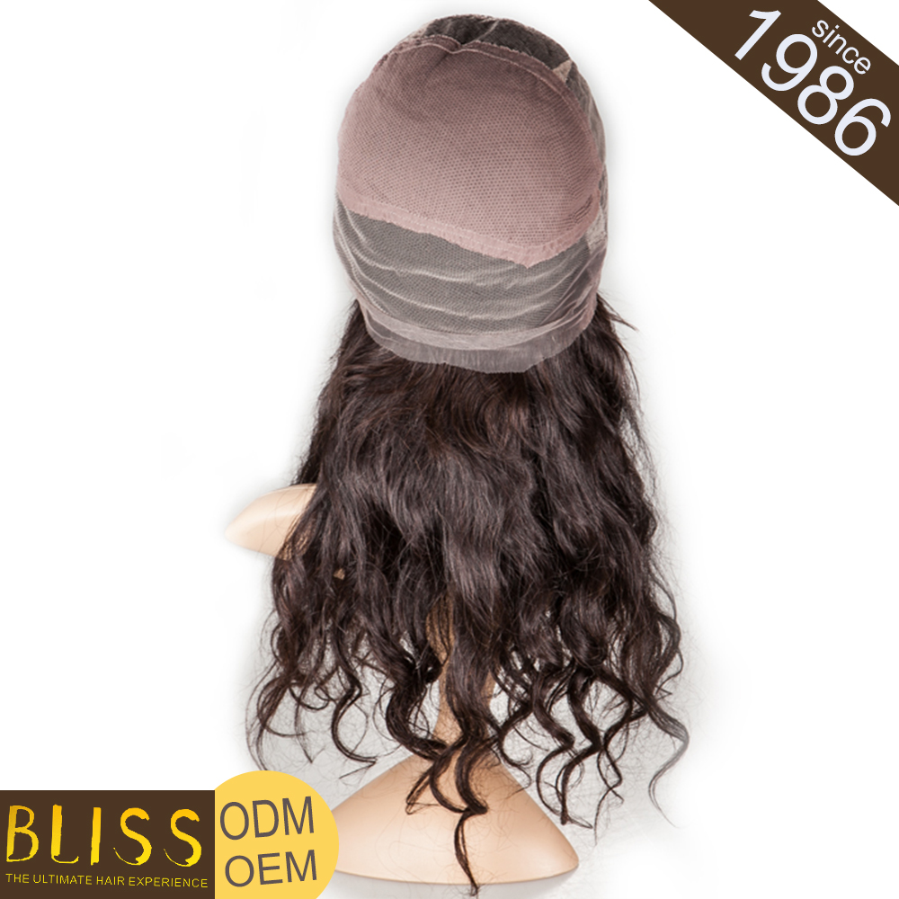 Glamourous 100% Natural Afro Kinky Hair Integration Wigs