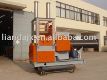 plastic big diameter pipe crusher,pipe shredder