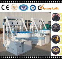 Advanced honeycomb coal briquette molding machine with CE approval