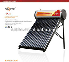 High Pressure Solar Water Heater Solar Collector for China Vacuum Hot water Heating System