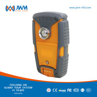 3G real time contact reading guard tour management system with SOS panic button WM-5000LT