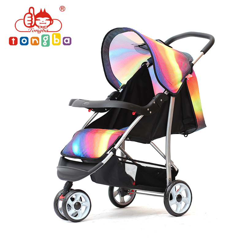 3 wheel baby pram strollers 3 in 1 made in china D901