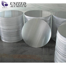 1100 1060 China Factory Best Selling Color Coated Aluminium Circle