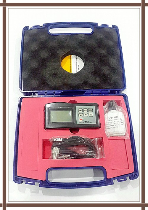 HIgh Accuracy Digital Ultrasonic Thickness Gauge