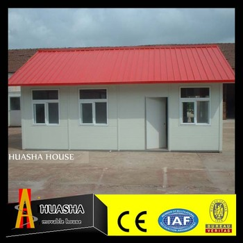 Nice-designed and Comfortable light steel Prefabricated house Villa