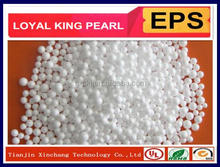 Circular particle / granules / beads EPS - Expandable polystyrene for foam sheet