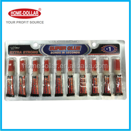 10PC Extra Strong Super Glue