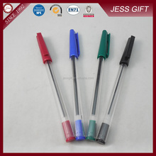 2015 Simple Type OEM Cheap Plastic Ball Pen
