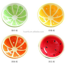 2017 factory directly wholesale dinnerware new products durable 3d print colorful ceramic fancy fruit bowl,fruit salad bowls