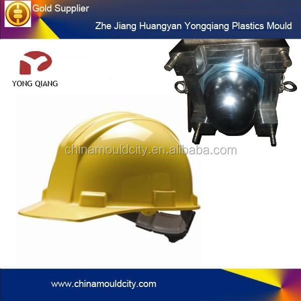 Good quality plastic safety helmet injection mold/moulds