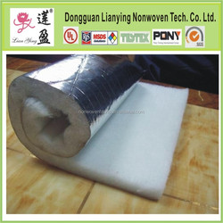 Foil laminated Insulation batts used for duct