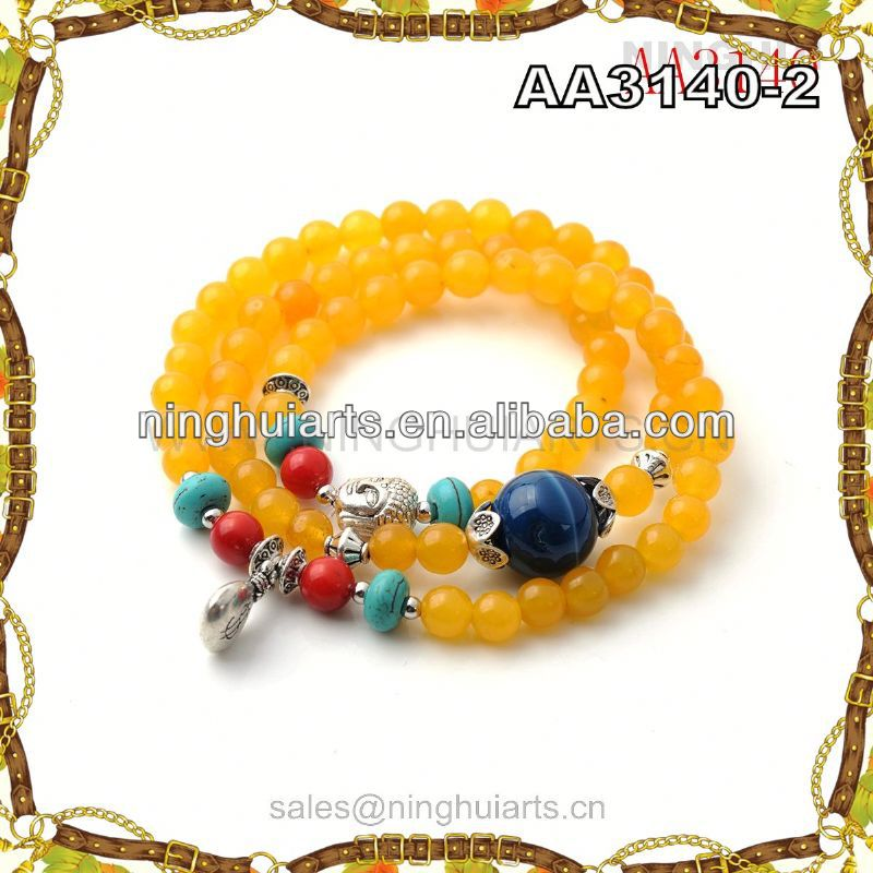wholesale jelly bracelet italian design jewelry made in China