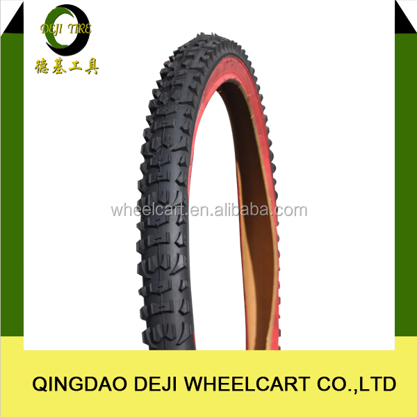 inflatable solid rubber bicycle tire 18x1.75