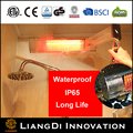 LiangDi Waterproof IP65 Infrared Indoor and Outdoor Heater with Bathroom