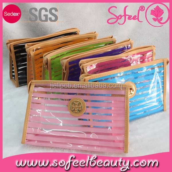Sofeel high quality wholesale acrylic makeup cases