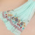 New style beautiful embroidery shawl scarf islamic muslim cotton shawl hijab wrap higgh quality scarves