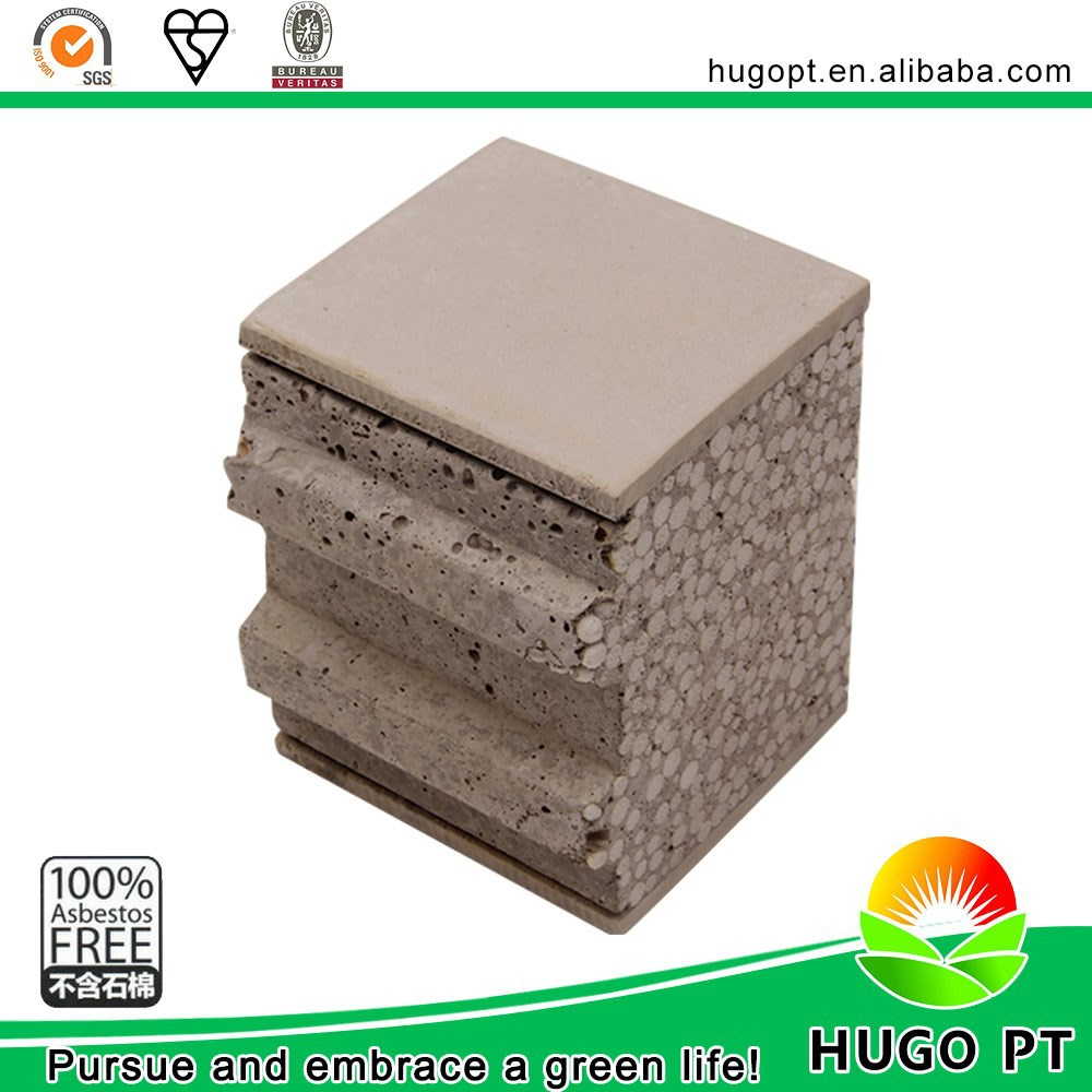 Eps Cement Composite Light Weight Precast Concrete Wall Panels
