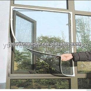 Fiberglass sunscreen window net/ UV protection solar window screen/ fiberglass mosquito door netting