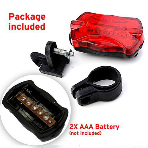 Millionpower FL02886 LED dirt bike tail lights professional supplier with long operation and new desgin