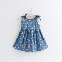 Wholesale Children's Boutique Clothing Picture Of Children Girls Casual Dress