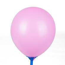 <strong>12</strong> inch pink color ballons standard color latex balloons