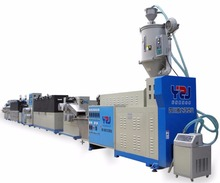 12006 PP strap making machine / high tensile strength PET strap band production machine