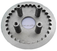 Motorcycle disc pressure clutch ATV250, pressure disc motorcycle 250cc, motorcycle center pressure disc for clutch