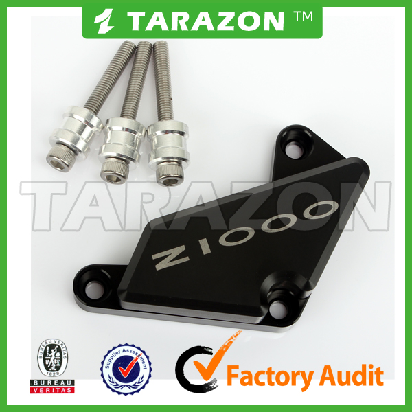 CNC engine slider engine protector for motorcycle Kawasaki Z1000