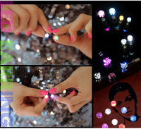 Colorful 2015 Best Selling Zircon LED Earing Wholesale