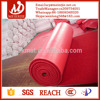 pvc cushion mat pvc carpet floor roll mat with firm backing