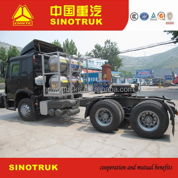 sinotruk used tractor head for sale
