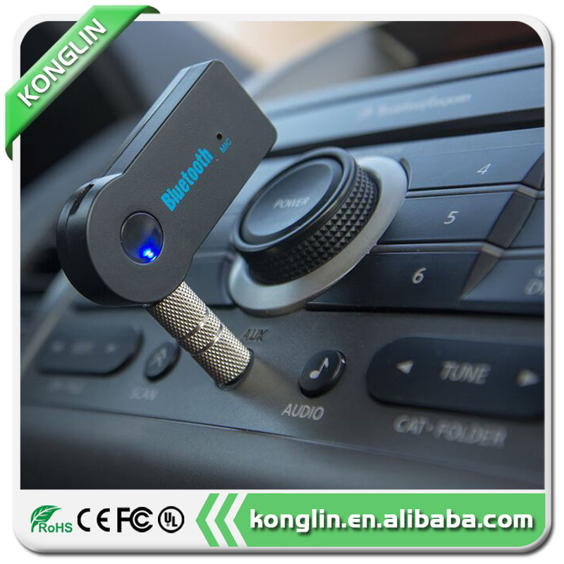 Top Selling Super 3D bluetooth headset Micro Bluetooth Audio Receiver for Car Audio For Sound System