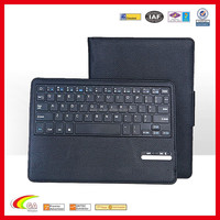 New Design Black PU Leather Case Cover Removable Wireless Bluetooth Keyboard for iPad Air