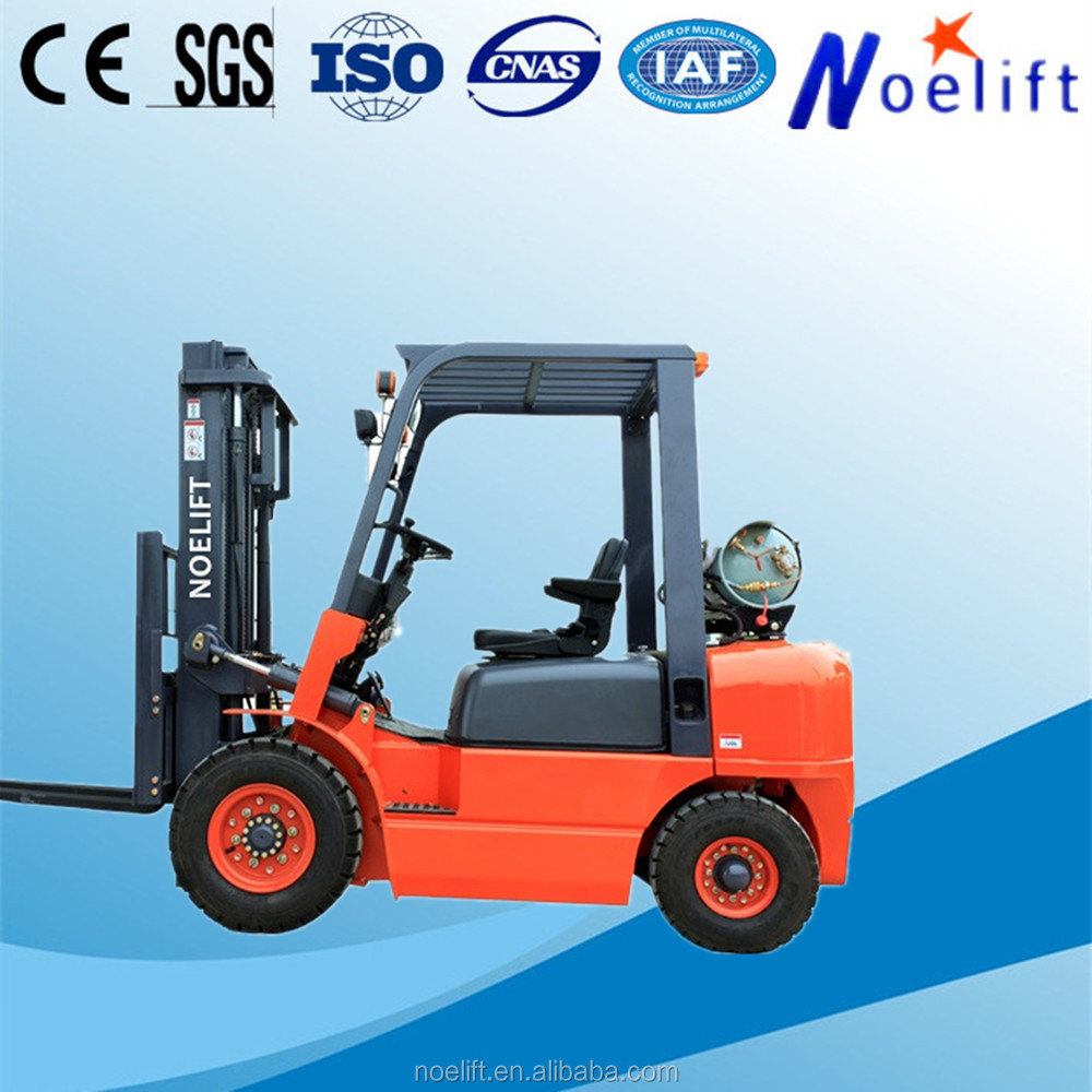 Part from SHANGLI FORKLIFT MODEL LPG-powered forklift with forklift propane tank