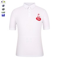 Cheap us new design 100% cotton man polo t-shirt wholesale china