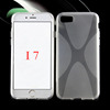 X line model tpu case for iphone 7 soft gel X modeling for iphone 7 case