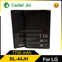 Battery for phone LG AS730 Escape 4G LG730 Motion 4G MS770 BL-44JH mobile battery