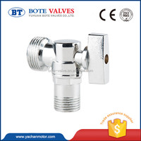 good price best brass timed shower angle valve