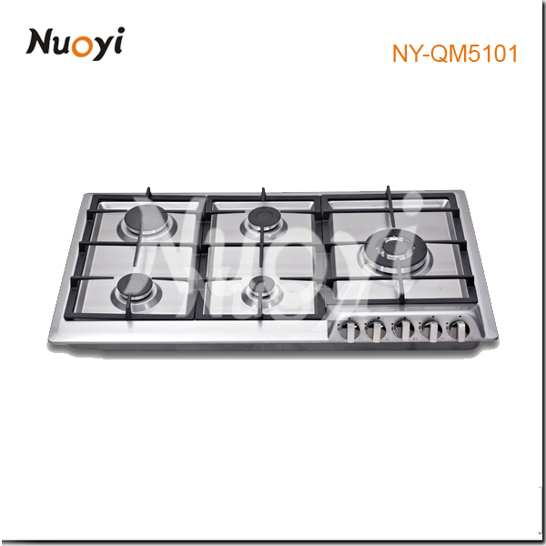 915mm made in China small pellet stove/stainless steel brushed gas grill burner parts /wood stove