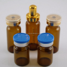 Borosilicate Amber Glass Vials For Pharmaceuticals, Antibiotics, Injection